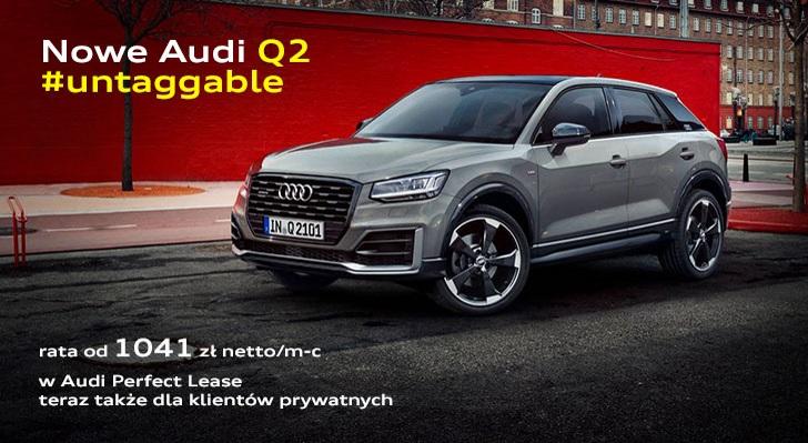 Poznaj Nowe Audi Q2