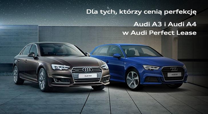 Oferty specjalne Audi