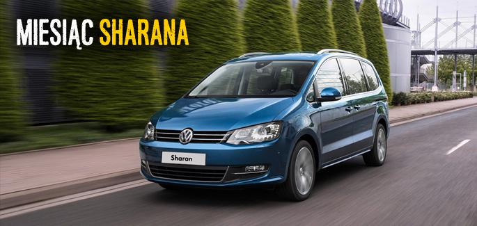 Model miesi�ca - Volkswagen Sharan. Maj