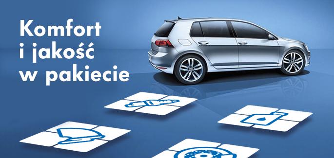 Pakiety Przeglądów Volkswagen.