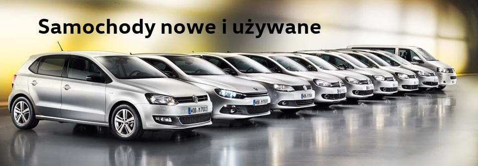 Sprawdź ofertę samochodów volkswagen