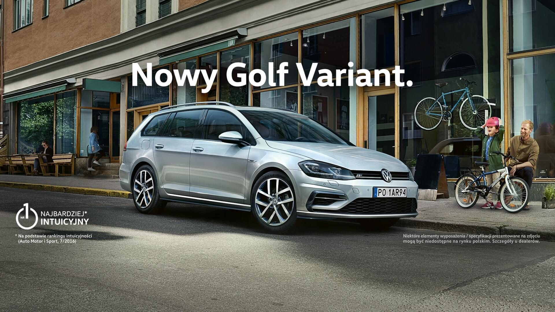 Nowy Golf Variant