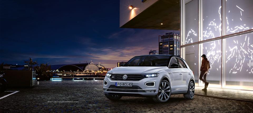 Nowy Volkswagen T-roc