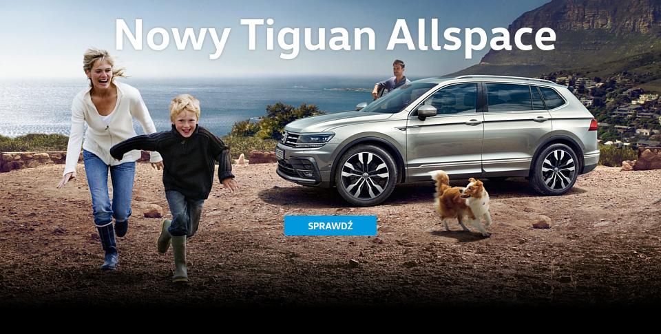 Nowy Tiguan Allspace