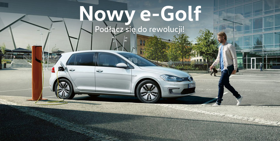 Nowy e-Golf
