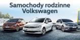 Samochody rodzinne Volkswagen