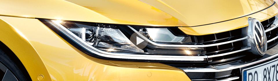 Volkswagen Arteon - Zobacz!
