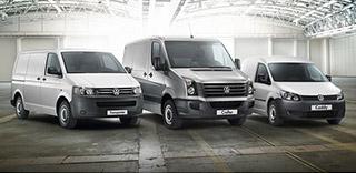 volkswagen dla firm - oferta handlowa